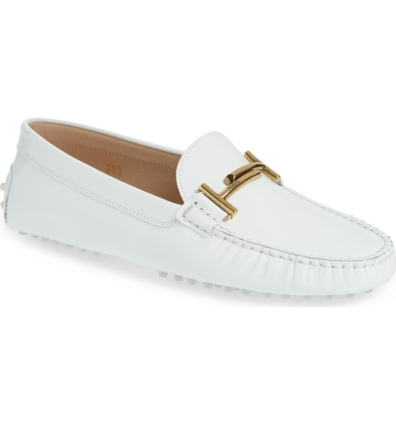 Tod's Gommini Double T Loafer