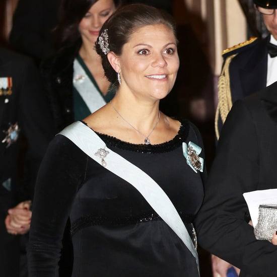 Princesses Sofia and Victoria of Sweden Baby Bumps