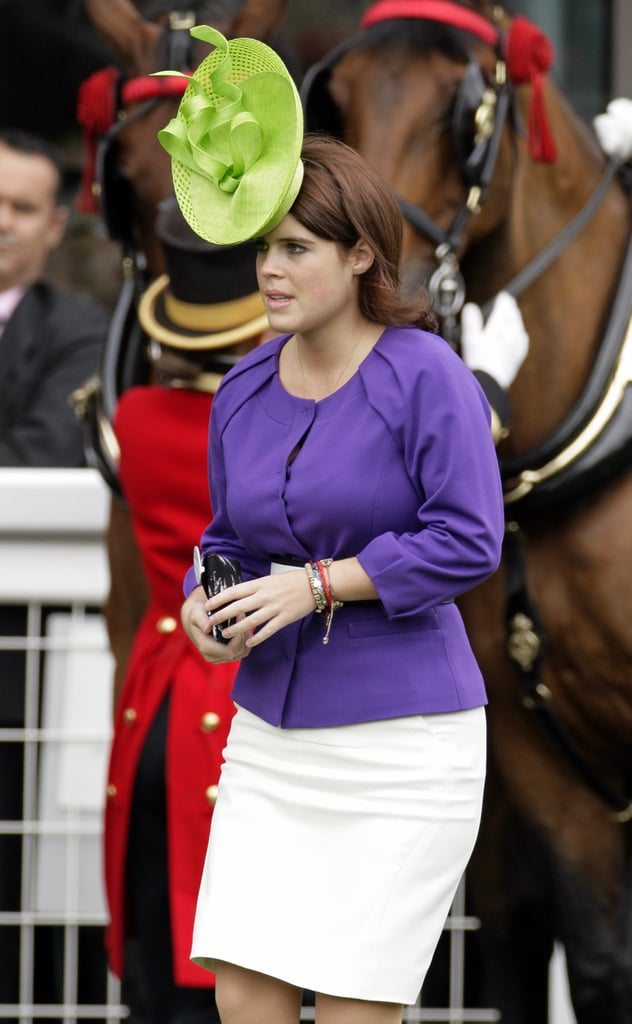 There's No Wild Style Princess Eugenie Won't Try