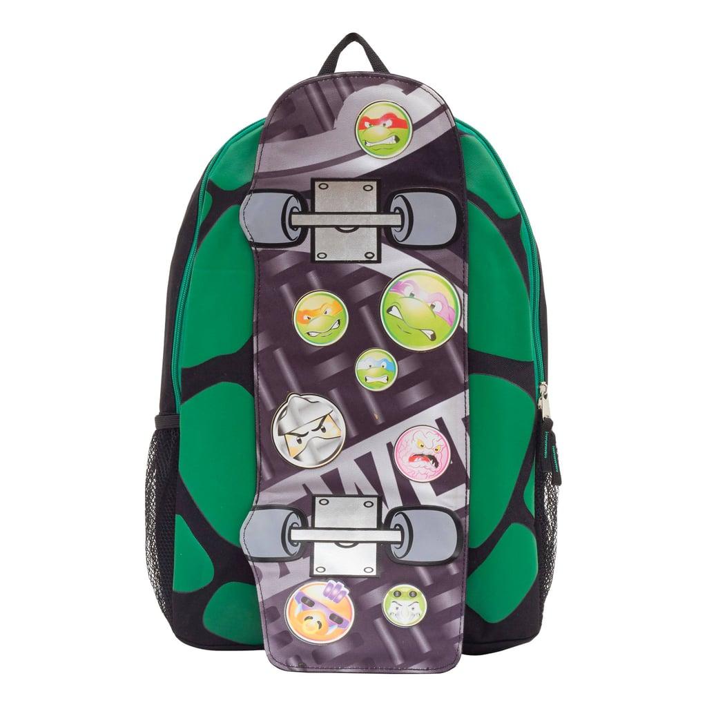 Teenage Mutant Ninja Turtles Skateboarding Backpack