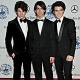 Sexiest Group: The Jonas Brothers