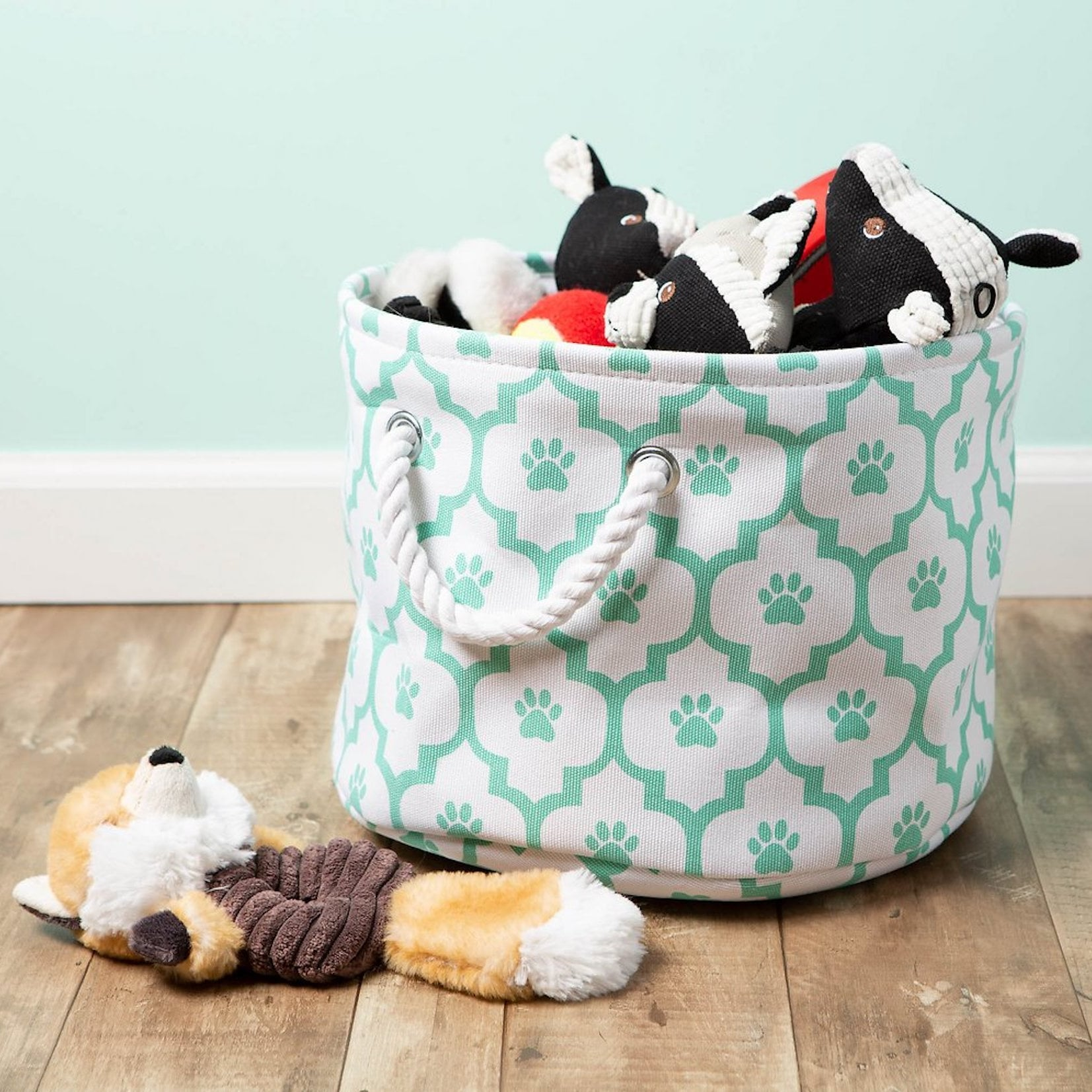 Helpful Products To Organize Your Pet S Clutter Popsugar Pets