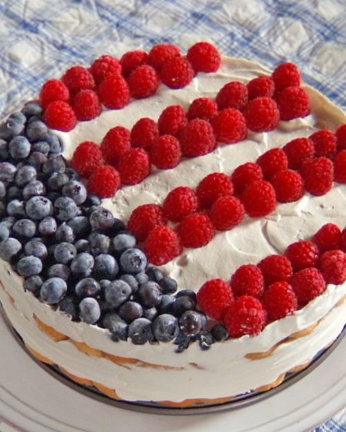 Bake This: Independence Icebox Cake