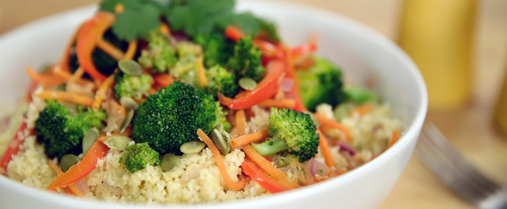 Cauliflower Rice Stir-Fry Recipe