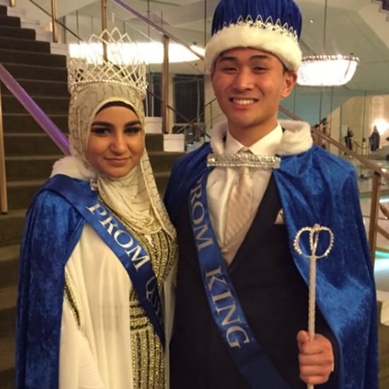 Muslim Teen Wins Prom Queen