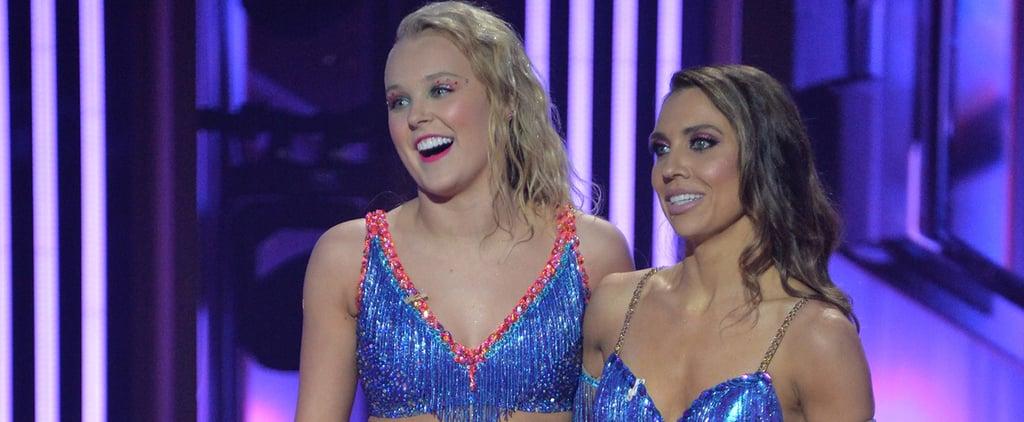 "Dancing With the Stars: JoJo Siwa's ""Rain on Me"" Performance"