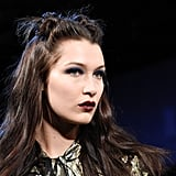 Gigi Hadid Shows That Pat McGrath's Next '80s-Inspired Blue Eye Shadow Is Stunning