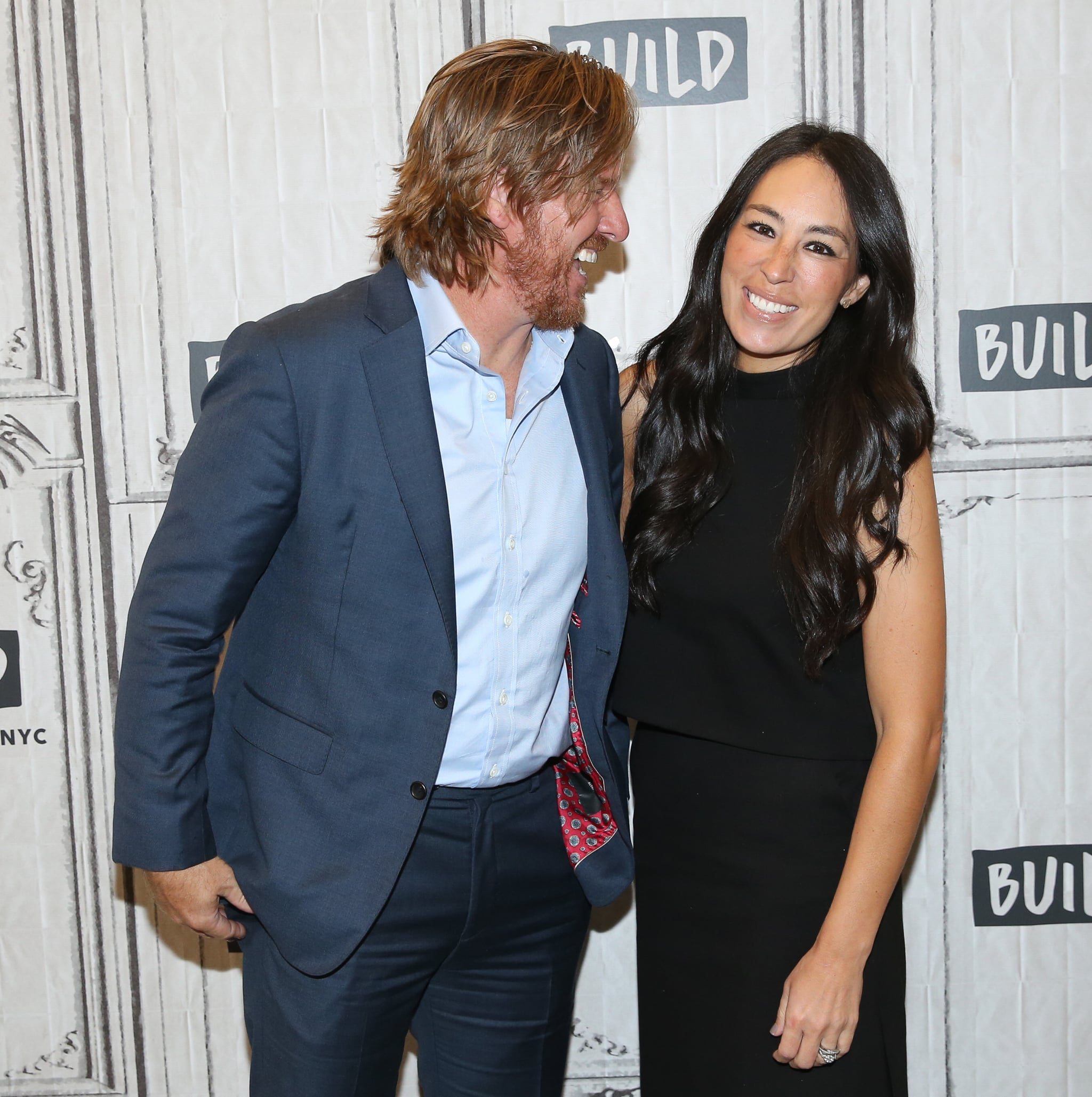 NEW YORK, NY - OCTOBER 18:  Chip Gaines and Joanna Gaines attend the Build Series at Build Studio on October 18, 2017 in New York City.  (Photo by Rob Kim/Getty Images)
