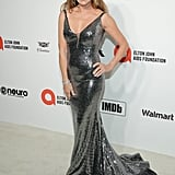 Jane Seymour at the 2020 Elton John AIDS Foundation Academy Oscars Party