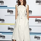 Gemma Chan at the IMdB Show