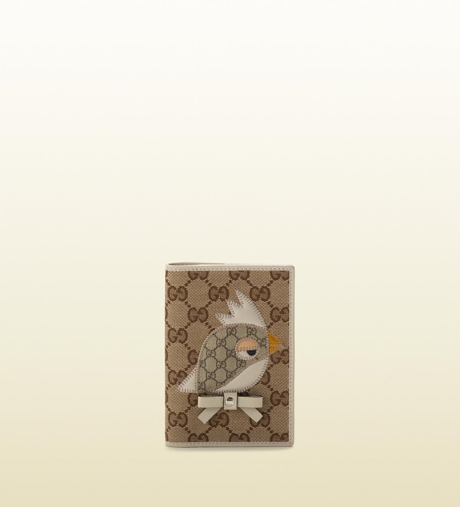 Gucci Zoo Passport Case