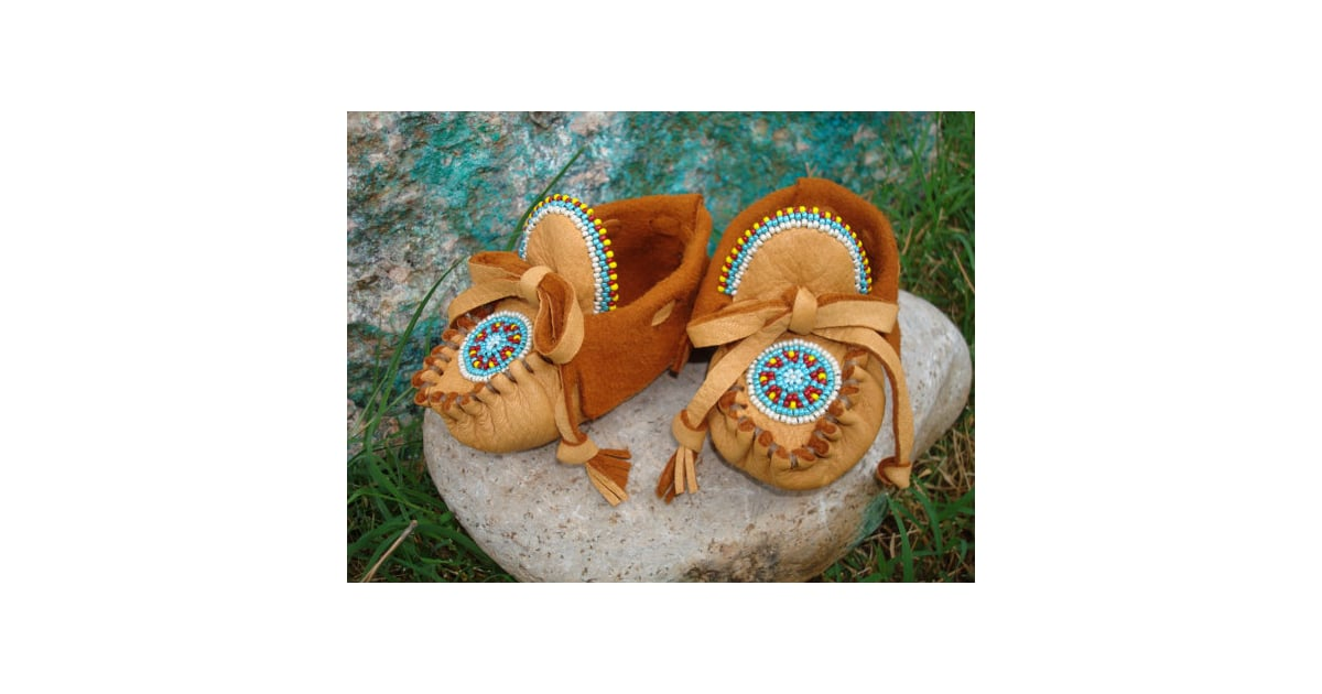 21e522461c0ab Moccasins by Desi Beaded Moccasins | Moccasins For Babies and Kids ...