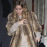 Pictures of Ashley Olsen and Justin Bartha