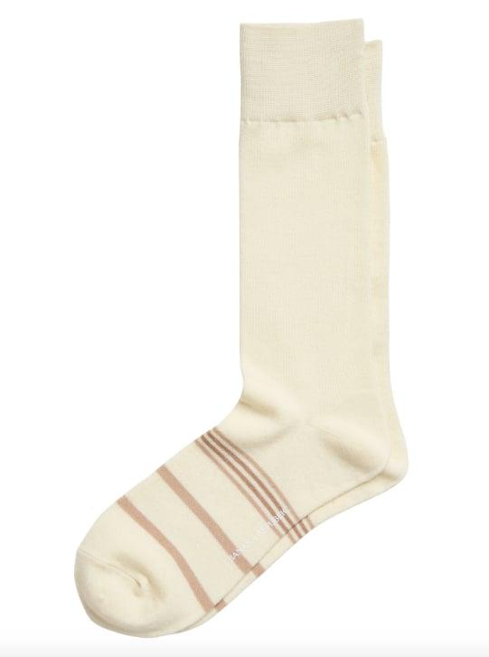 Stripe Tall Boot Socks