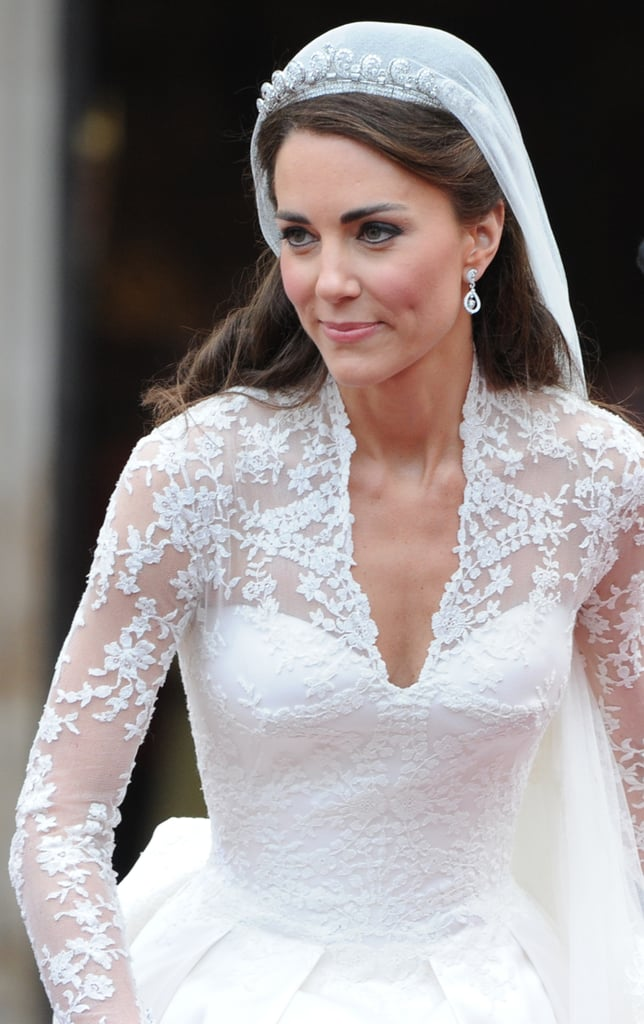 Wedding Dresses Like Kate Middleton\'s | POPSUGAR Fashion