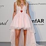 Chiara Ferragni at the amfAR Cannes Gala