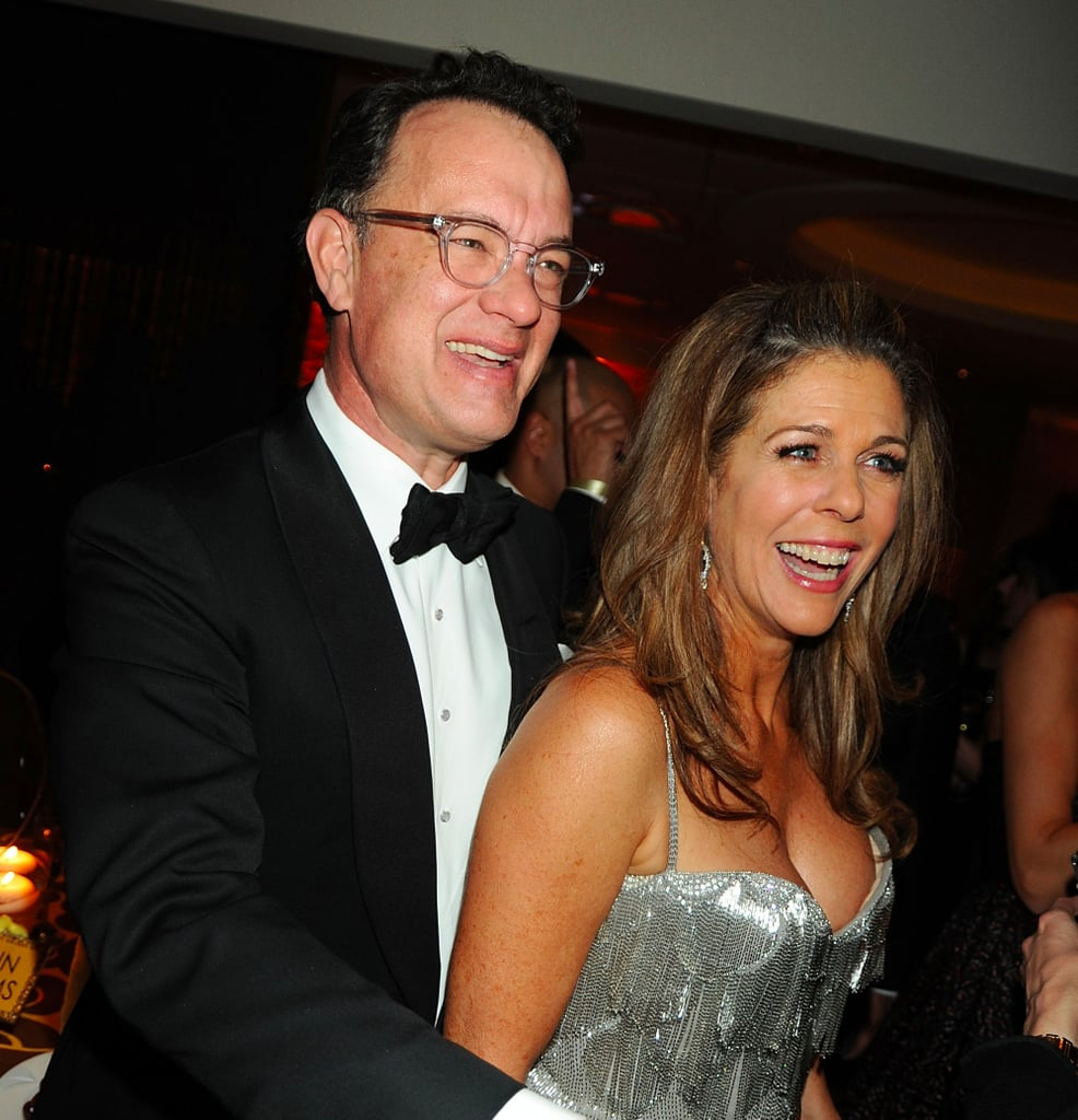 Tom Hanks and Rita Wilson Quotes on Marriage