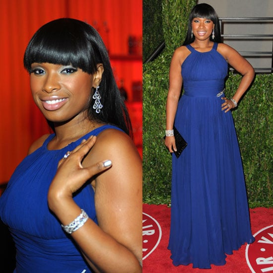 Jennifer Hudson at the 2010 Oscars Afterparty
