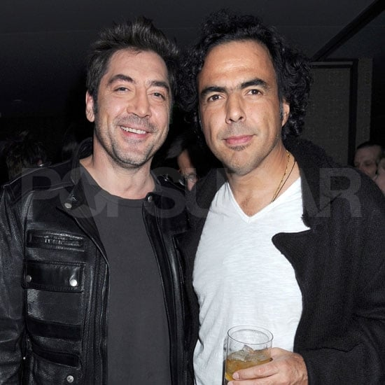 Javier Bardem Makes the Academy Awards Rounds With His Biutiful Director