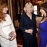 The Duchess of Cornwall, 2007