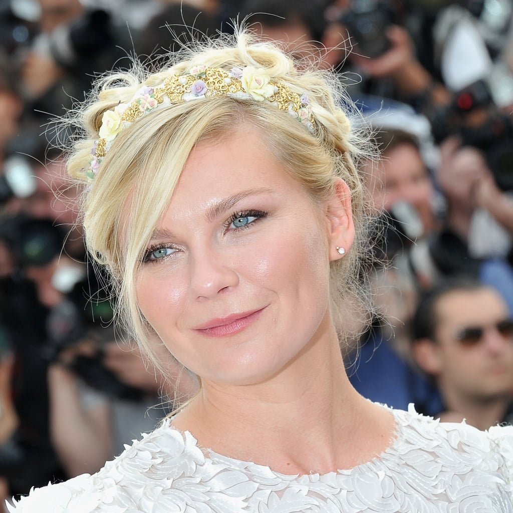Kirsten Dunst at the On the Road Photocall