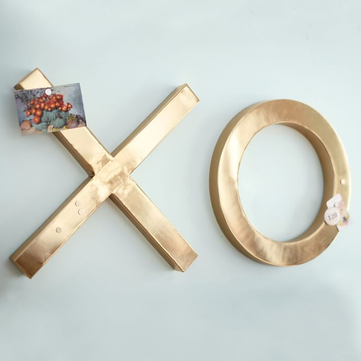 XO Magnetic Wall Decor