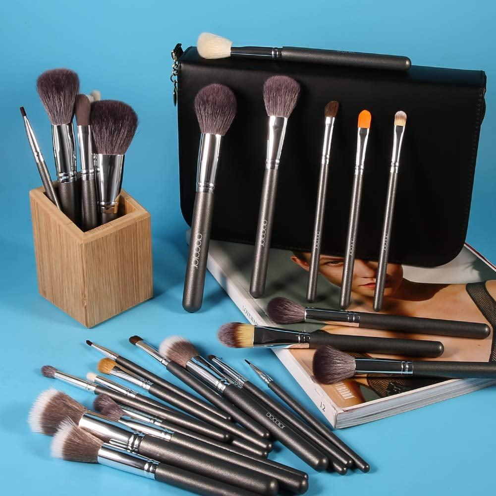 Docolor Makeup Brushes 29-Piece Professional Makeup Brush Set