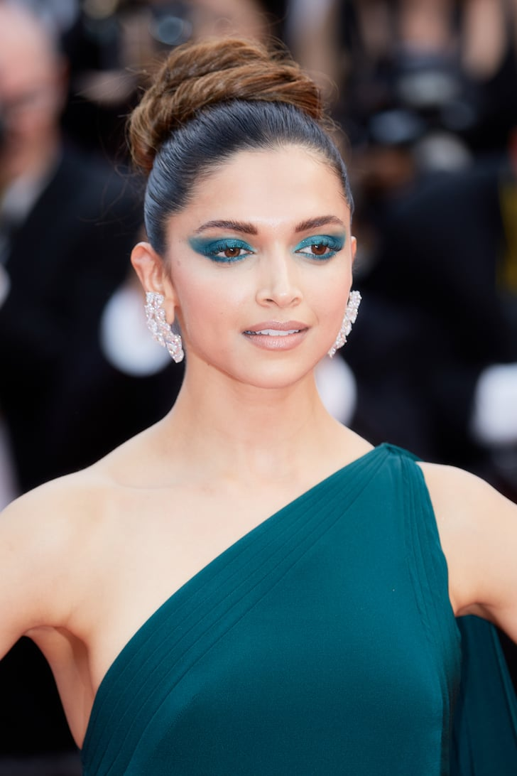 Deepika Padukone at the 70th Annual Cannes Film Festival ...