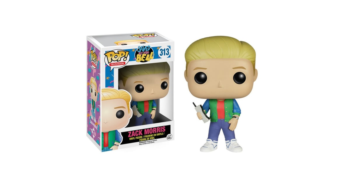 Saved By The Bell Zack Morris Vinyl Pop Figurine 11
