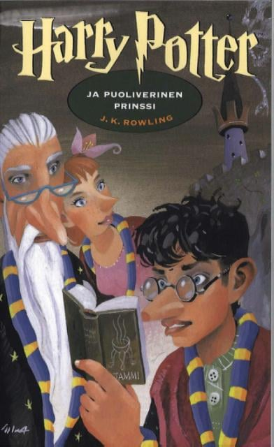 Harry Potter and the Half-Blood Prince, Finland