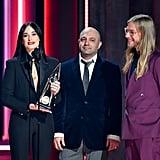 Kacey Musgraves 2018 CMA Awards Speech Video