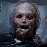 He also shared a picture of Gary Oldman as Mason Verger in 2001's Hannibal.