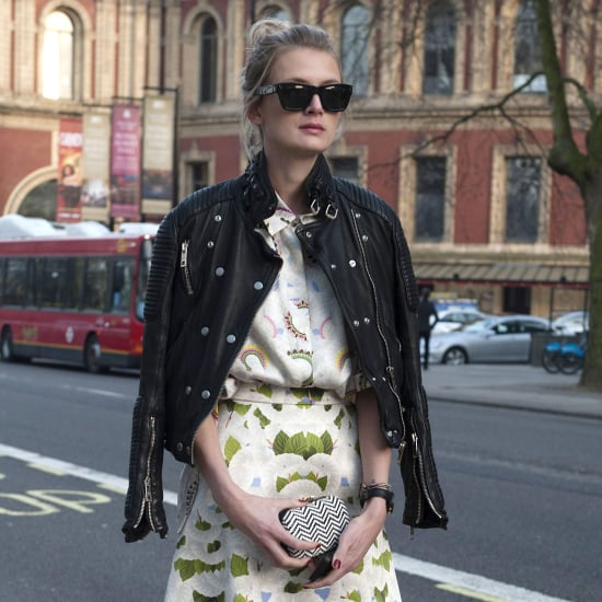 How to Wear Mixed Prints   Spring 2013