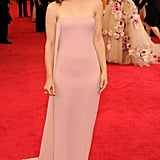 Rachel McAdams Turns Heads at Her First Met Gala