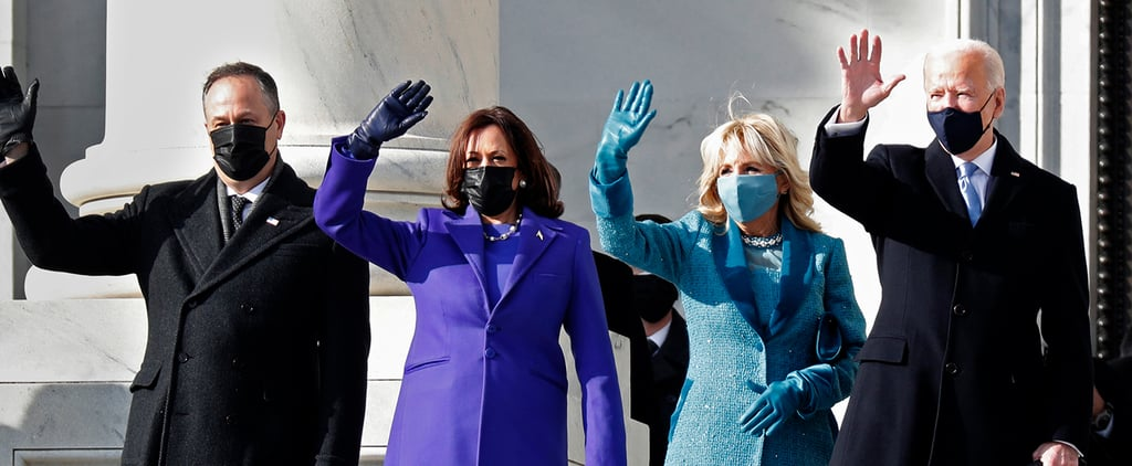 Best Coats From Inauguration Day 2021