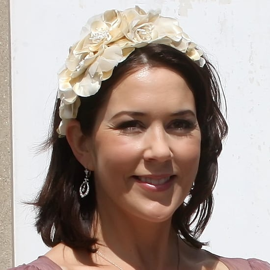 July 2007: Princess Isabella of Denmark at the Fredensborg Palace Church