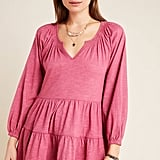 Isola Tiered Babydoll Top