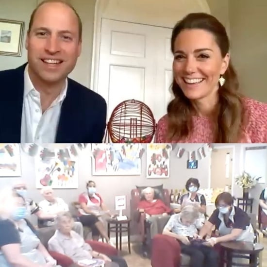 Watch William and Kate Host Bingo For a Cardiff Care Home