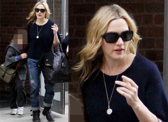 Photos of Kate Winslet Without Her Wedding Ring