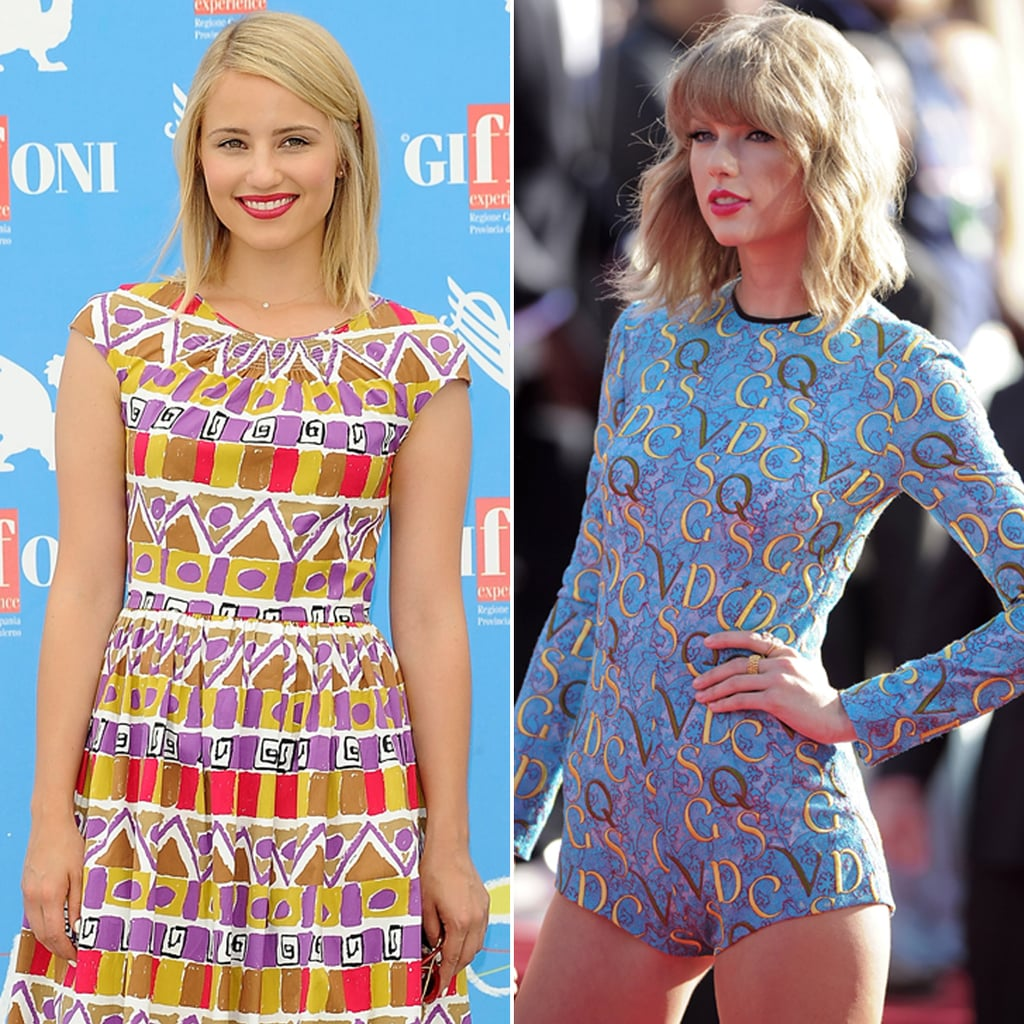 Dianna Agron Is Taylor Swift The Queen Bee Of Her Famous Girlfriends Popsugar Celebrity Uk Photo 14