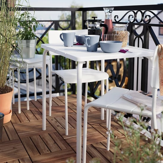 Best Ikea Outdoor Furniture For Small Spaces