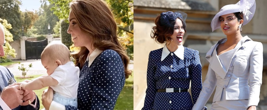 Kate Middleton's Polka-Dot Dress by Alessandra Rich 2018