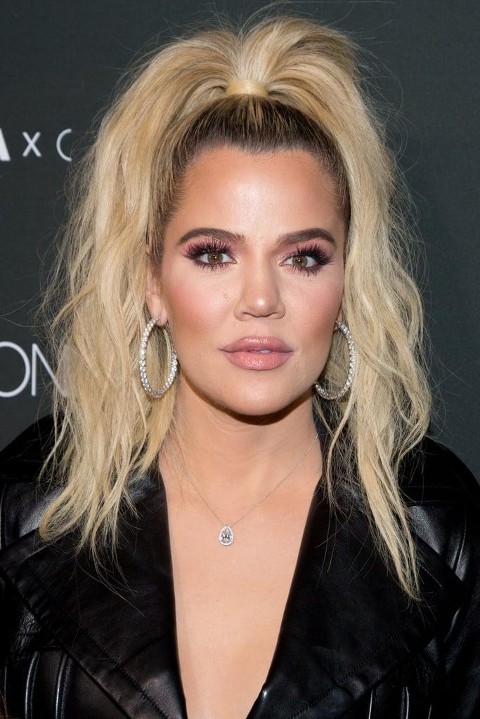 Khloé Kardashian in 2018