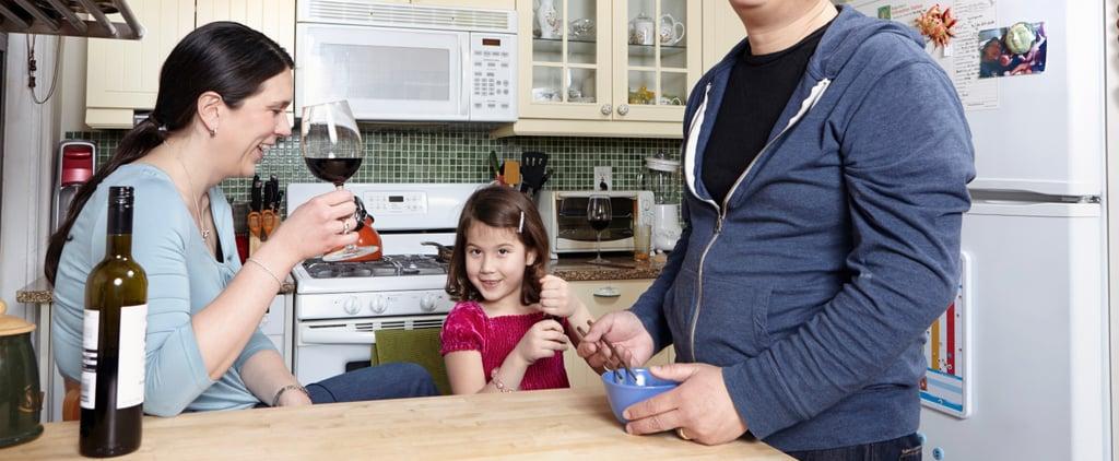 Letting Kids Taste Wine