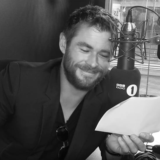 "Chris Hemsworth Reads the Lyrics to Rihanna's ""Work"""