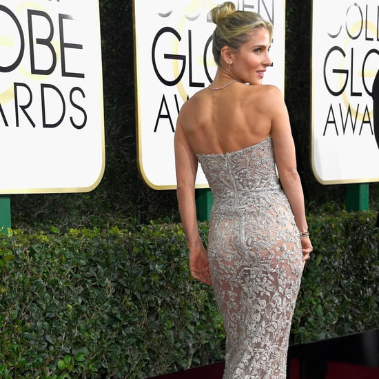Elsa Pataky's Zuhair Murad Dress at 2017 Golden Globes