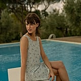 Marianne Wears a Gingham Shift Dress in Normal People