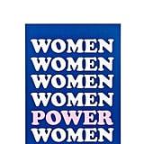 Skinny Dip Women Power A4 Wall Print