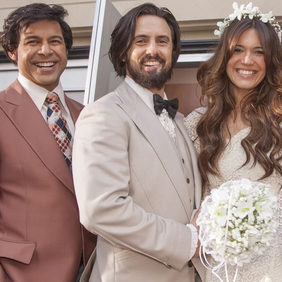 Mandy Moore Talks About Rebecca and Miguel on This Is Us
