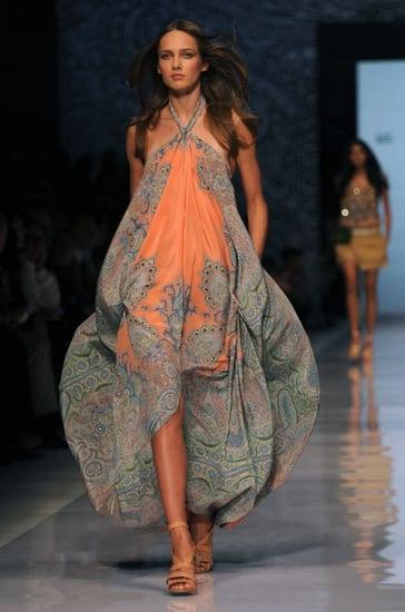 Milan Fashion Week: Etro Spring 2009